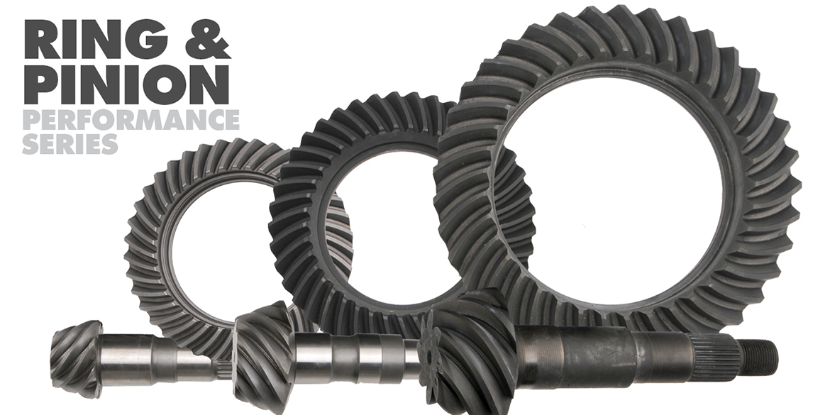G2 Axle /& Gear Performance Ring /& Pinion Set 4.09 Ratio for Dana 44